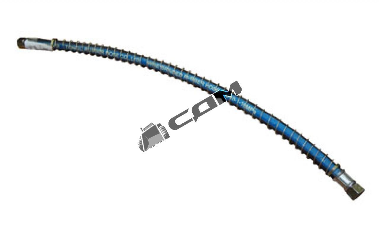 РВД шланг тормозной задний HOWO 9.5-18-520-22/18x1.5-22/M18x1.5-СП  WG17017360470