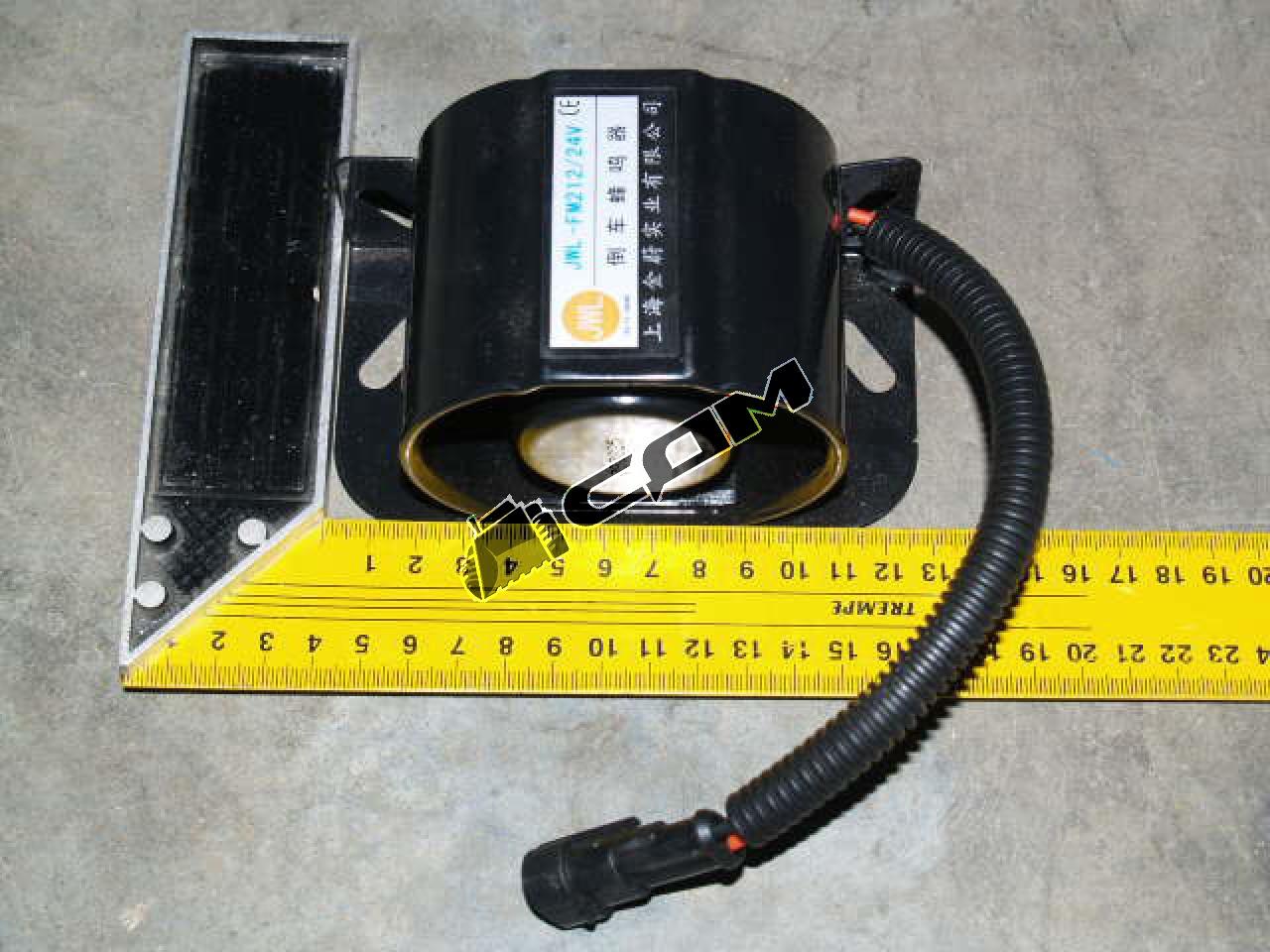 Зуммер  заднего хода 24V CDM855E.15 II.20 (JWL-FM212) CDM855E.15 ll.20