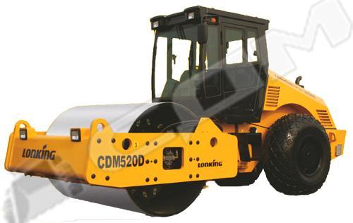 Дорожный каток Lonking CDM 520D